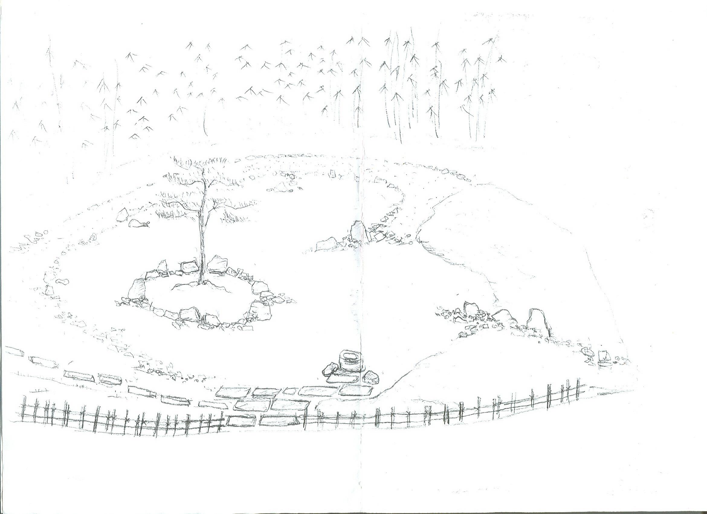 Giardino giapponese giardini in viaggio for Disegno giardini