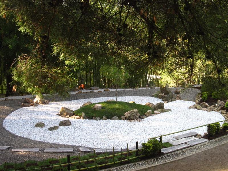 Giardini Moderni Zen : Karesansui giardini in viaggio