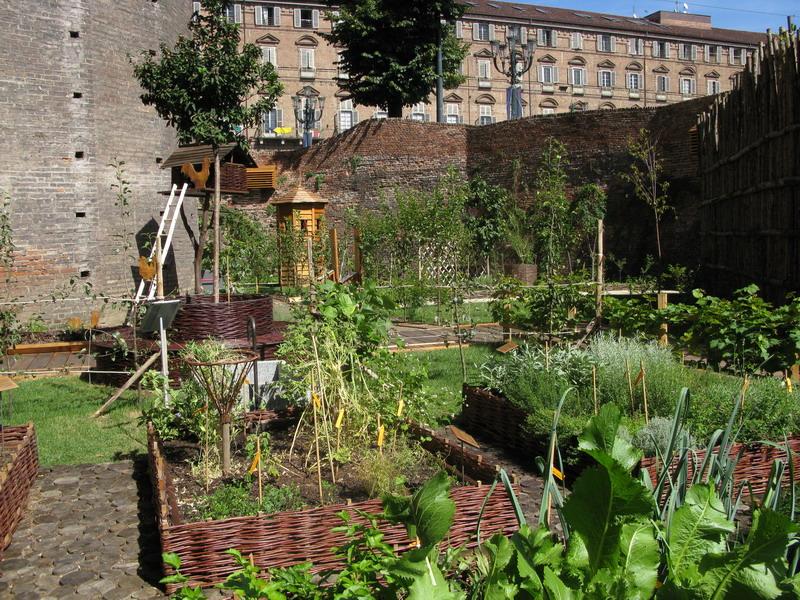 giardino medievale giardini in viaggio