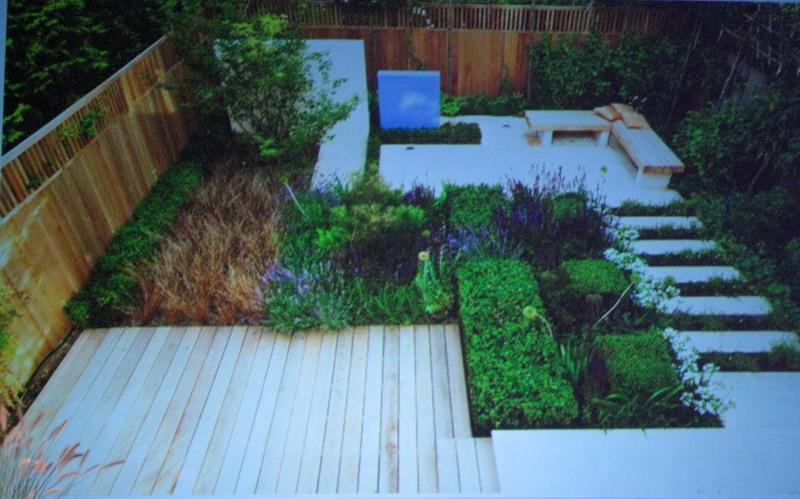 Eccezionale Piccoli Giardini Da Copiare. Come Progettare Un Giardino Da Soli  SR82