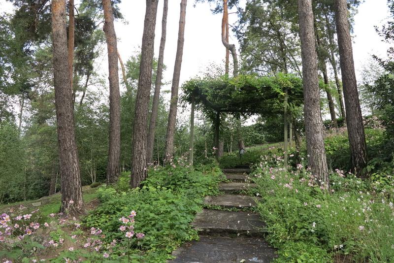 Un giardino davvero speciale giardini in viaggio - Gradoni giardino ...