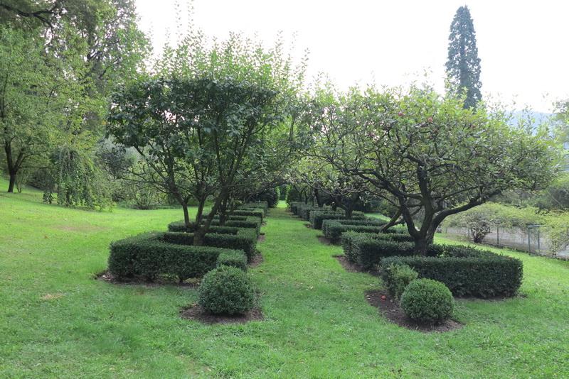 Un giardino davvero speciale giardini in viaggio for Laghetto giardino plastica