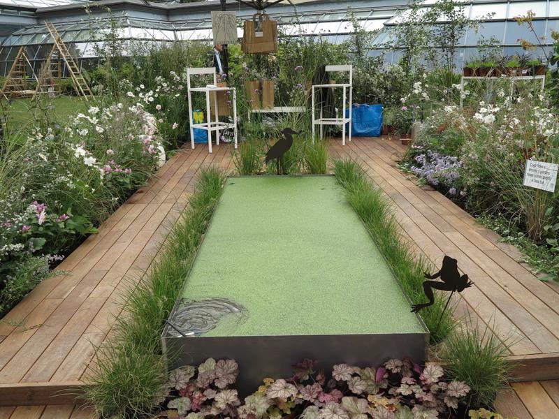 Visti a orticolario giardini in viaggio for Vasca per anatre