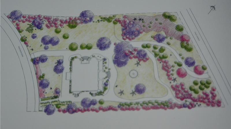 Un giardino privato in buenos aires il parco di villa for Planimetria giardino