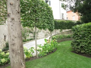 Lucia nusiner giardini in viaggio - Giardini bergamo ...