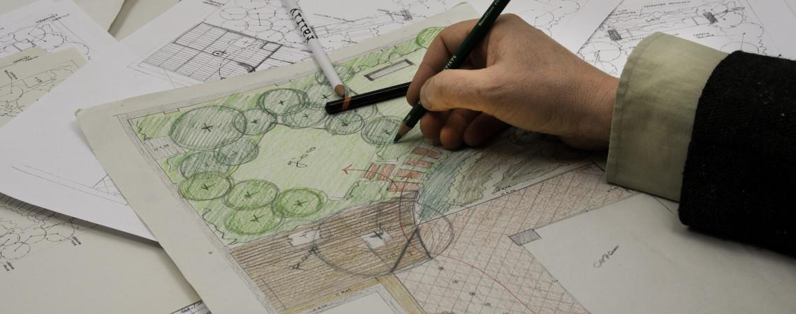 Il corso biennale di progettista di giardini della scuola for Corso progettazione giardini