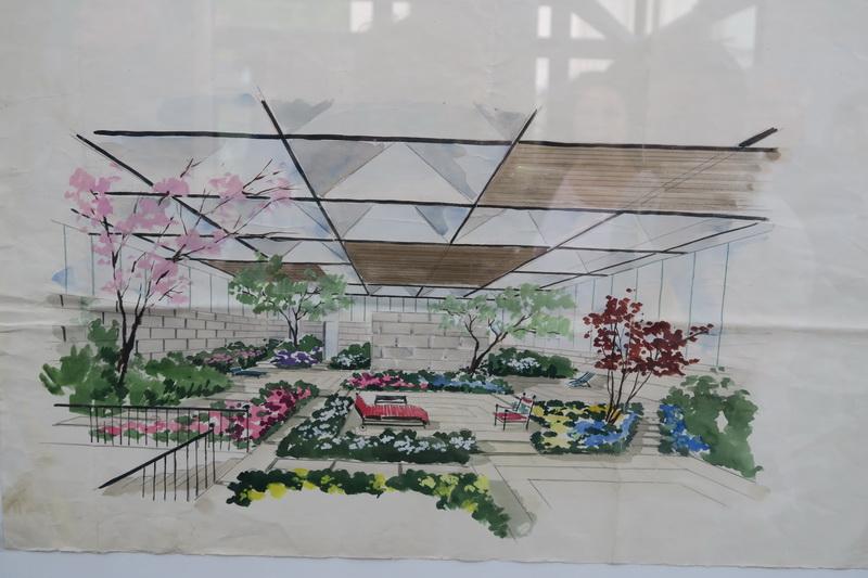 Pietro porcinai giardini in viaggio for Disegno giardini