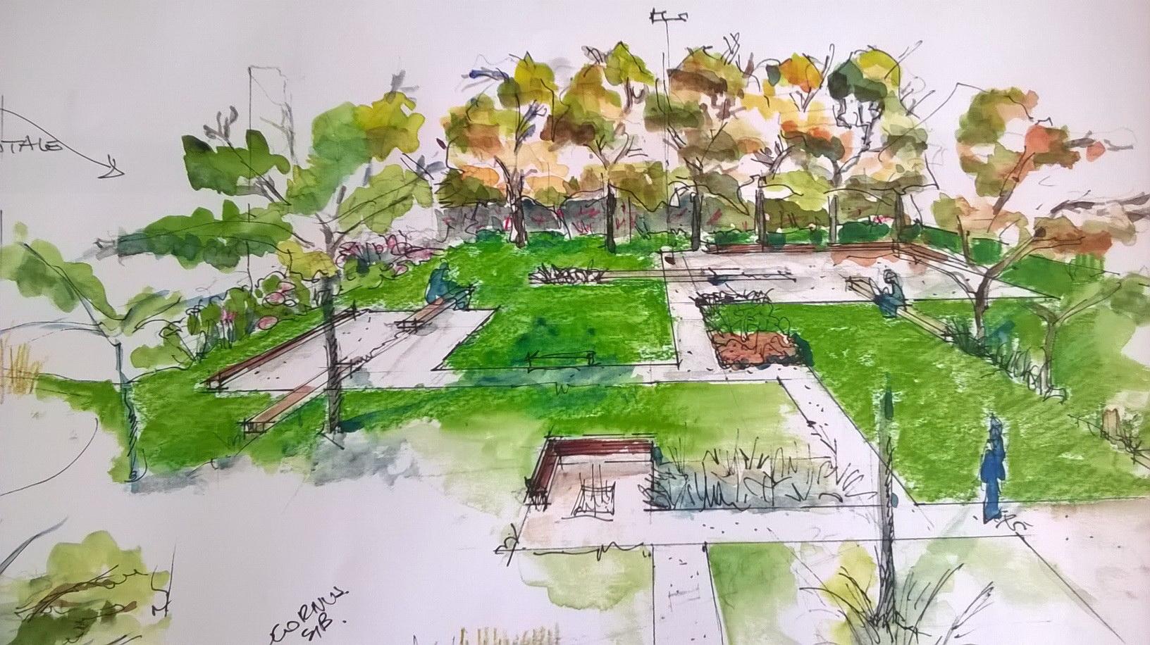 Riparte il corso di progettista del verde della scuola for Progettista giardini