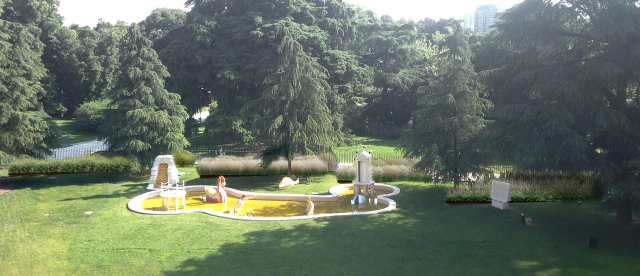 Orticola rilancia il giardino della triennale giardini for Giardino triennale