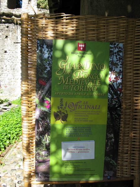 Si può fare: l'esempio dei giardini gestiti dalla Fondazione Torino musei.