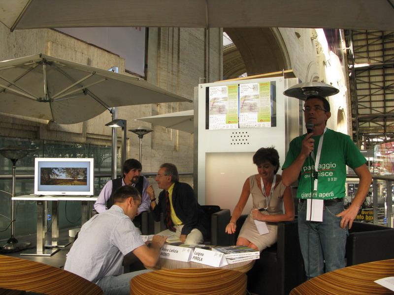 Aiapp presenta la prima grande rassegna di progetti e paesaggisti italiani