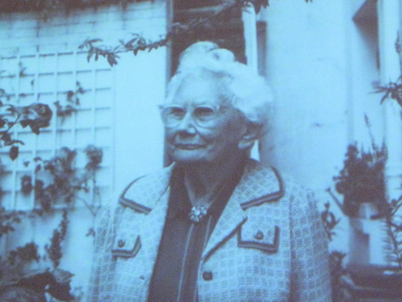 Un omaggio a Sylvia Crowe