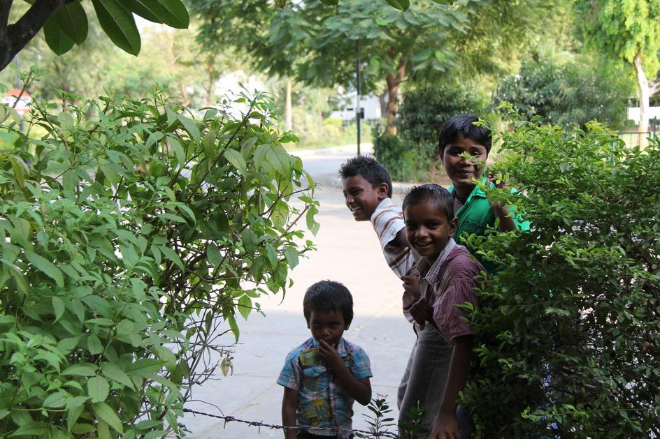 Passaggio in India: piccola cronaca con immagini