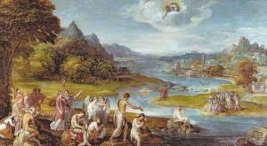 Paesaggio e giardino nella pittura