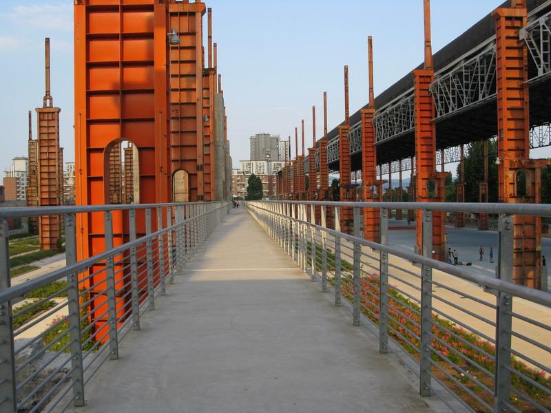 Torino: il nuovo Parco Dora di Peter Latz