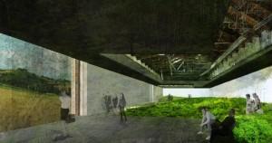 Un giardino alla Biennale di Venezia