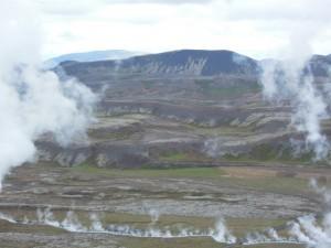 L'Islanda non ha alberi di Federica Raggio