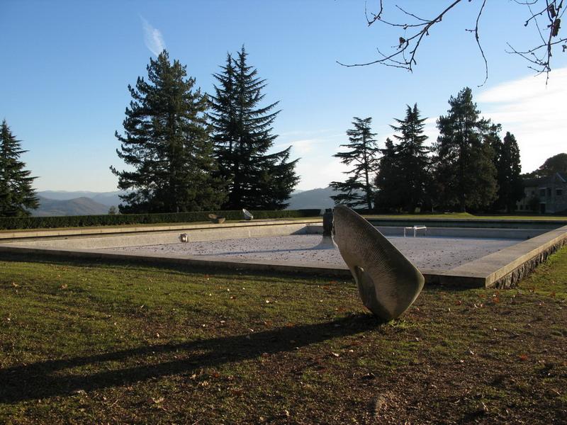Il giardino di Villa Ottolenghi: dove il paesaggio si fa arte