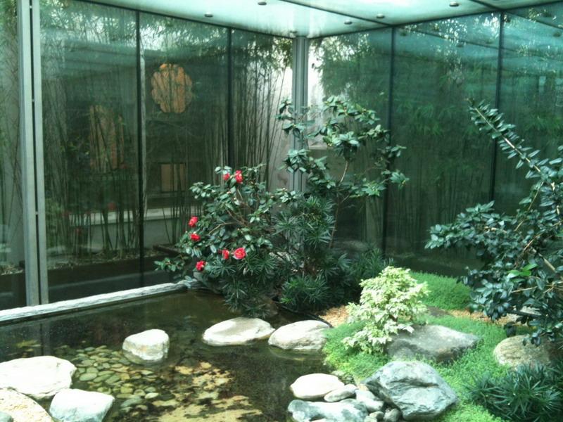 Il giardino giapponese del MAO a Torino