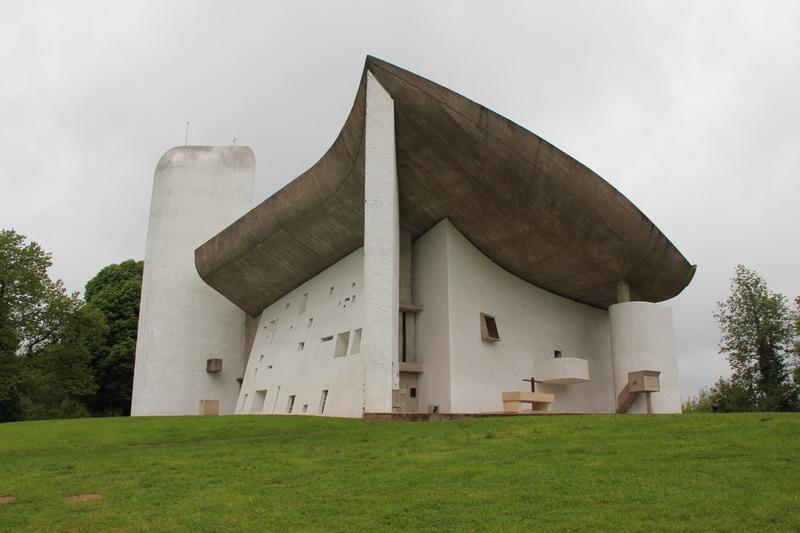 Ronchamp da Le Corbusier a Renzo Piano