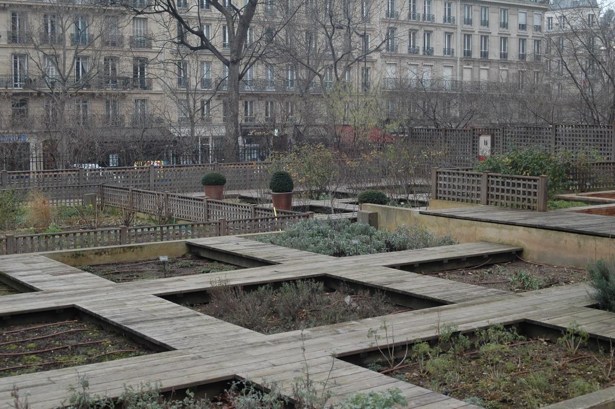 Itinerari verdi a Parigi: parchi e giardini contemporanei