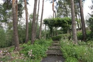 Un giardino davvero speciale