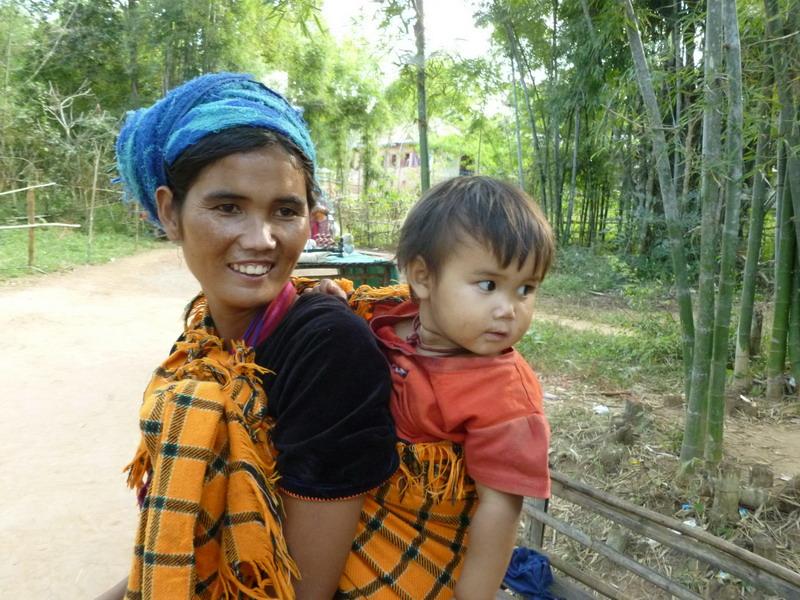 Giorni birmani: ritratti II