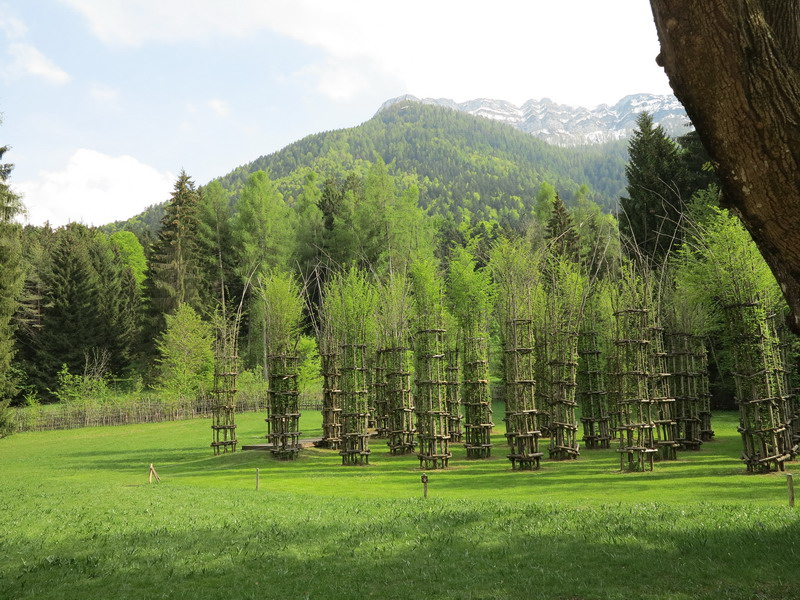In viaggio tra Trentino e Veneto: 2 Arte Sella