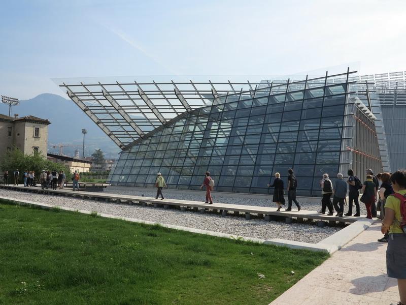 In viaggio tra Trentino e Veneto: 1 il MUSE