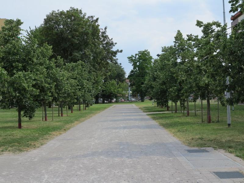 Verde comunitario a Milano