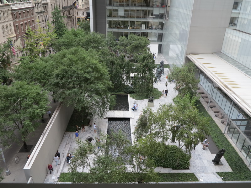 New York: Giardini di sculture