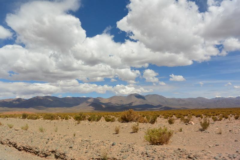 Il nord dell'Argentina: diario di viaggio di Rino Anelli