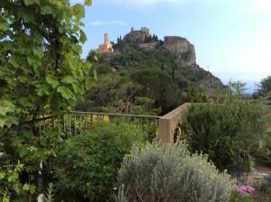 Un giardino ad Aix en Provence, foto di Donatella Lupo
