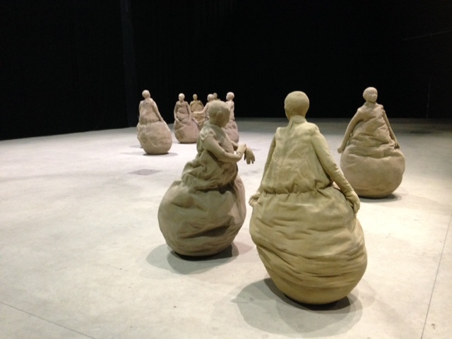 Una mostra da non perdere: Juan Munoz, Double Bind & Around