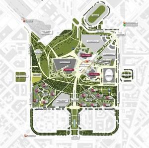 Citylife: un parco in progress