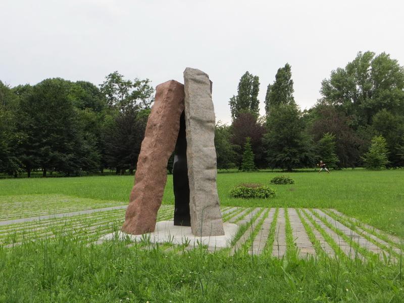 Il Bosco dei faggi al parco Forlanini di Fabio Iazzetti