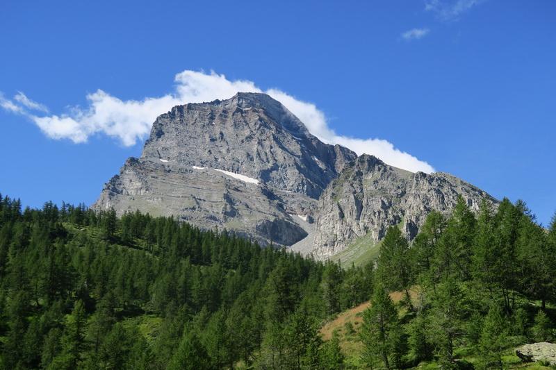 Ritorno all'Alpe Veglia