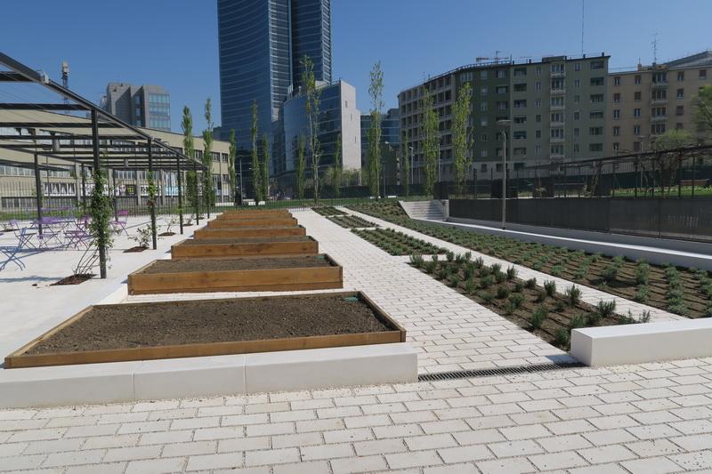Milano: prende vita il nuovo parco Biblioteca degli alberi