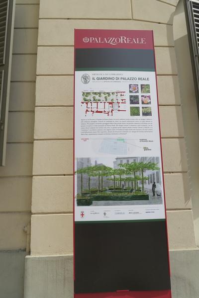 Un piccolo giardino di raffinata eleganza a Palazzo Reale, firmato Marco Bay per Orticola di Lombardia