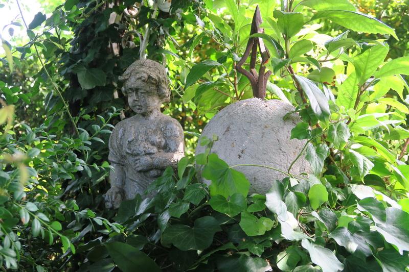 In cerca di giardini intorno ad Udine