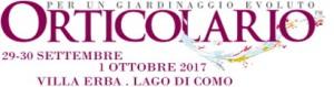 Orticolario 2017: anteprima nona edizione dal 29 settembre all'1 ottobre