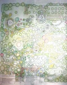 Il giardino gaudente di Giorgio Rolando Perino a Mombercelli
