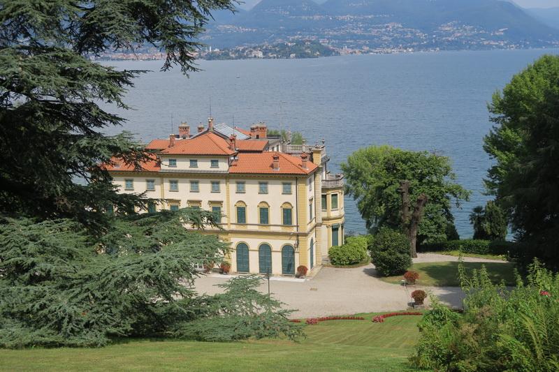 Villa Pallavicino a Stresa