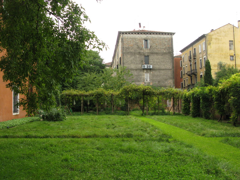 La forma del giardino conferenza di Giuseppe Rallo e Filippo Pizzoni a VerDiSegni