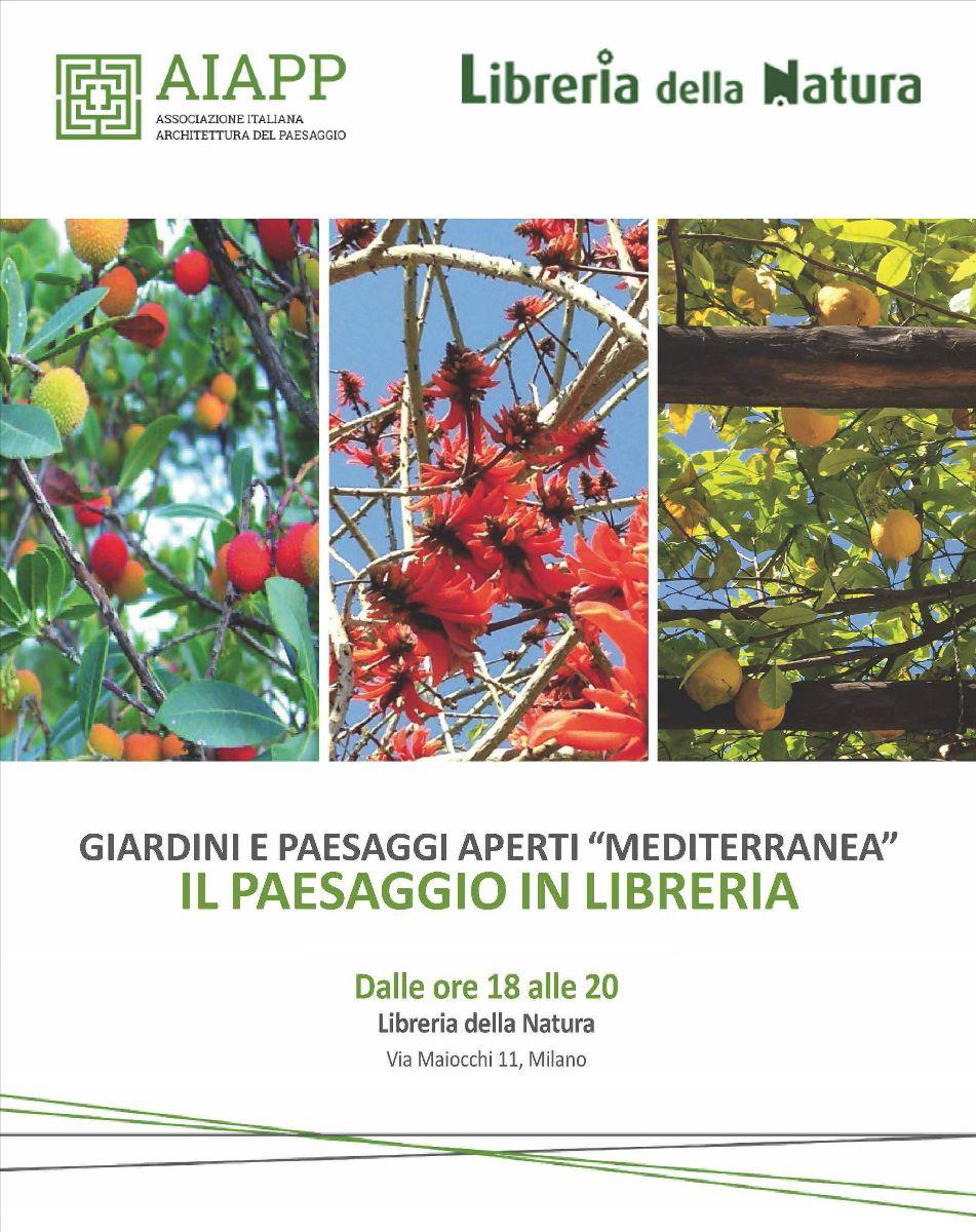 Il paesaggio in Libreria. Alla Libreria della natura di Milano dalle 18 alle 20