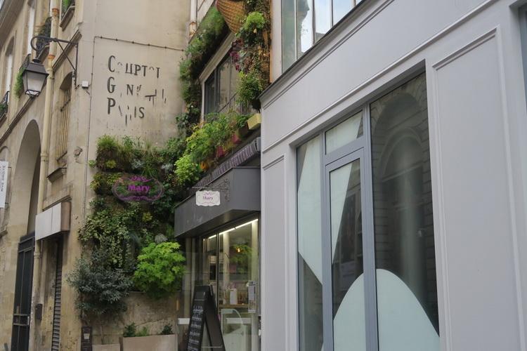 verde urbano Parigi