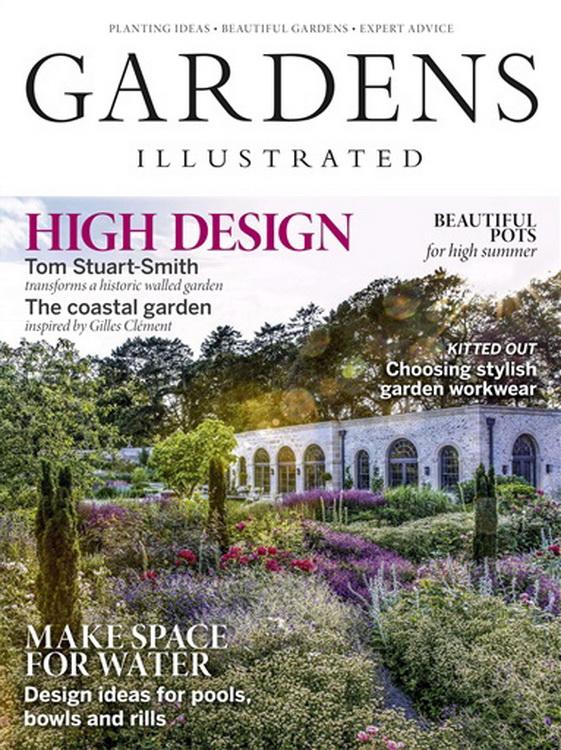 I trends di garden design della rivista Gardens Illustrated