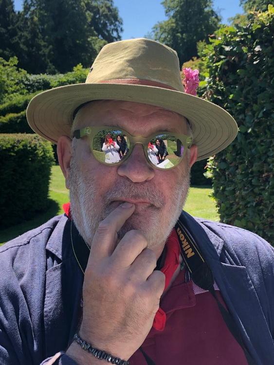 In ricordo di un grande personaggio del mondo dei giardini: Michaeljon Ashworth