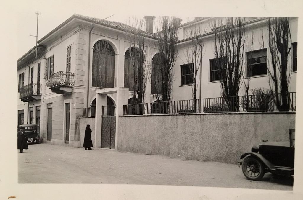 Nuova vita al giardino di Villa Fumagalli a Laveno Mombello