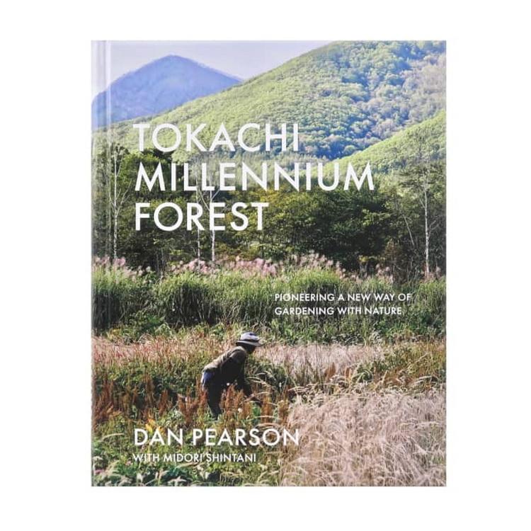Letto per voi. Tokachi millennium forest by Dan Pearson